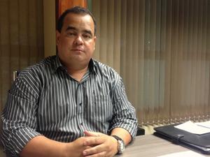 Secretário seinf marcos jucá (Foto: Abinoan Santiago/G1)