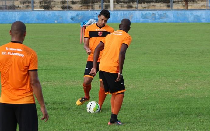 Geraldo Flamengo-PI (Foto: Wenner Tito )