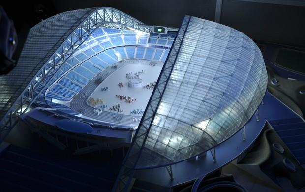 sochi 2014 estádio olímpico (Foto: Sochi2014.com)