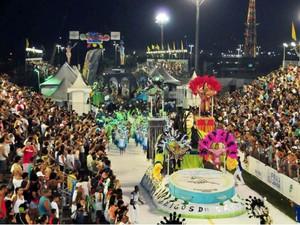 Kartódromo de Praia Grande, SP, é interditado por causa do Carnaval (Foto: Divulgação/Prefeitura de Praia Grande)