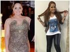 Perlla emagrece quinze quilos: 'Fiz dieta a minha vida toda'