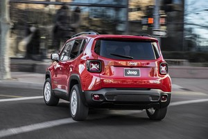 Jeep Renegade (Foto: Jeep)