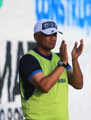 Oliveira Canindé, técnico do CSA (Foto: AIlton Cruz/Gazeta de Alagoas)