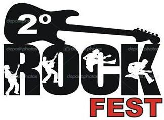 Evento reúne amantes de motos e rock da região (Foto: Reprodução/Facebook)