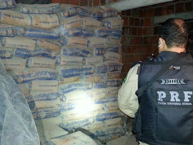 Produtos eram vendidos por preços abaixo do mercado (Foto: Divulgação/Polícia Rodoviária Federal do RN)