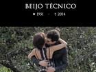 Beijo técnico: após declaração de atriz, artistas falam sobre a língua em cena