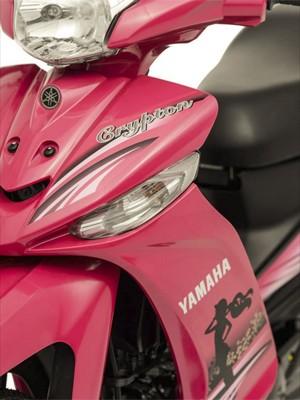 Yamaha Crypton Penelope Charmosa (Foto: Divulgação)