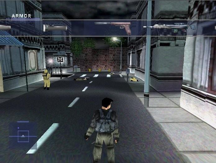 Syphon Filter merecia um novo game para PlayStation 4. (Foto: Reprodução/emuparadise)