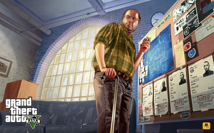 As missões de Lester são a melhor forma de ficar milionário em GTA 5 (Foto: Divulgação/Rockstar)