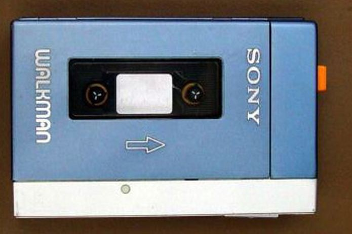 Este é o primeiro Walkman da Sony (Foto: Wikimedia Commons)