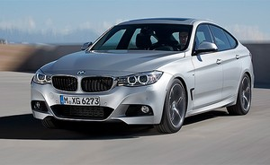 BMW Série 3 GT (Foto: BMW)