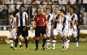 Vasco, Euriquinho, Rodrigo e Andrezinho serão julgados pelo STJD