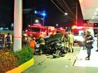 Policial militar morre em acidente de carro na Zona Centro-Sul de Manaus