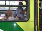 Lei prevê multa a quem desrespeitar assentos preferenciais em ônibus