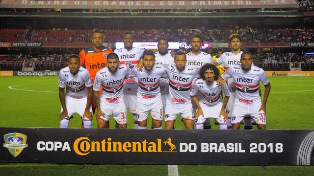 São Paulo x Atlético-PR - Copa do Brasil 2018 - globoesporte.com d1c291dd76610