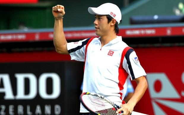 Kei Nishikori tênis ATP de Tóquio (Foto: Getty Images)