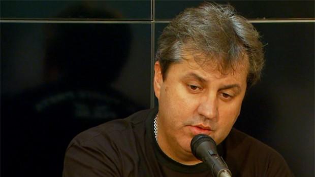 Gilson Kleina, técnico da Ponte Preta (Foto: Carlos Velardi/ EPTV)