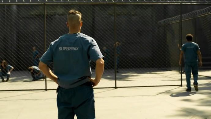 Participantes vão para o pátio em busca de uma nova prova (Foto: TV Globo)
