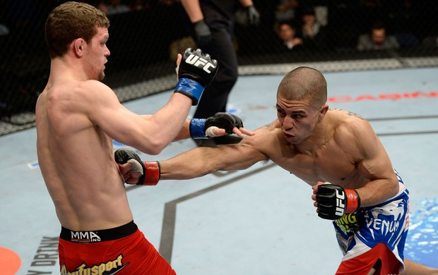 UFC John Moraga x Dustin Ortiz MMA (Foto: Getty Images)