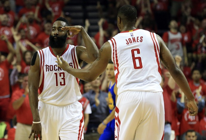 Houston Rockets Golden State Warriors NBA (Foto: Reuters)