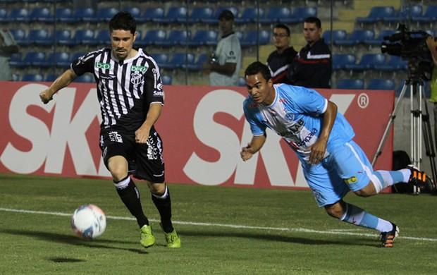 Paysandu acabou derrotado pelo Ceará em Fortaleza (Foto: Site oficial do clube Ceará)