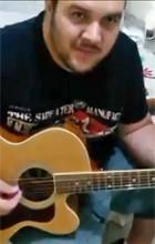 Kurts mostra metal melódico (SuperStar / TV Globo)