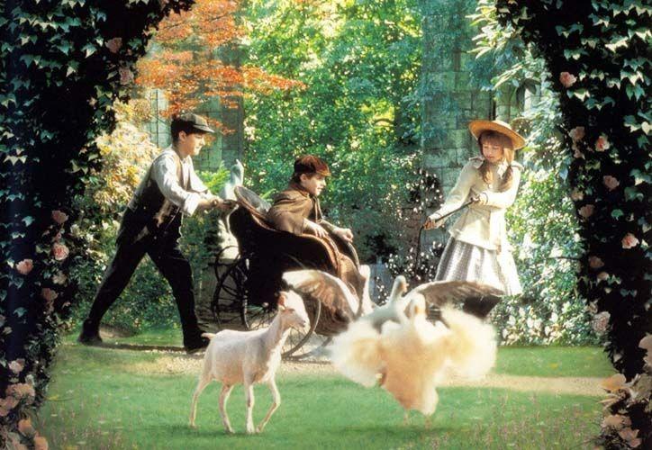 Loucos e santos sess o primavera filmes para entrar no for Cancion secretos en el jardin