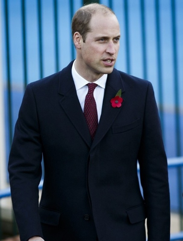 Príncipe William completa 35 anos (Foto: Getty Images)