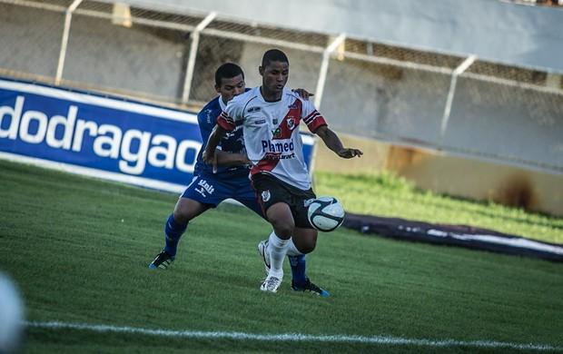 Confiança 2x1 River Plate (Foto: Filippe Araújo / FSF)