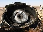 Egito diz não ter achado evidência de terrorismo em queda de avião russo