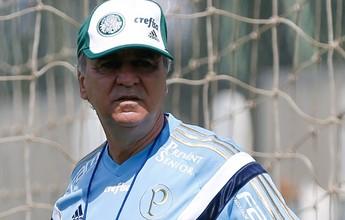 """Robinho prevê Palmeiras """"80% pronto"""" na estreia da Libertadores"""