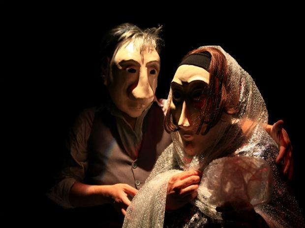 O grupo Tecelagem apresenta 'Monóculo' na quinta-feira (28). (Foto: Divulgação)