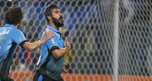 Confiança (Lucas Uebel/Grêmio FBPA)