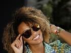 Sheron Menezzes sobre David Luiz: 'Somos irmãos de cabelo!'