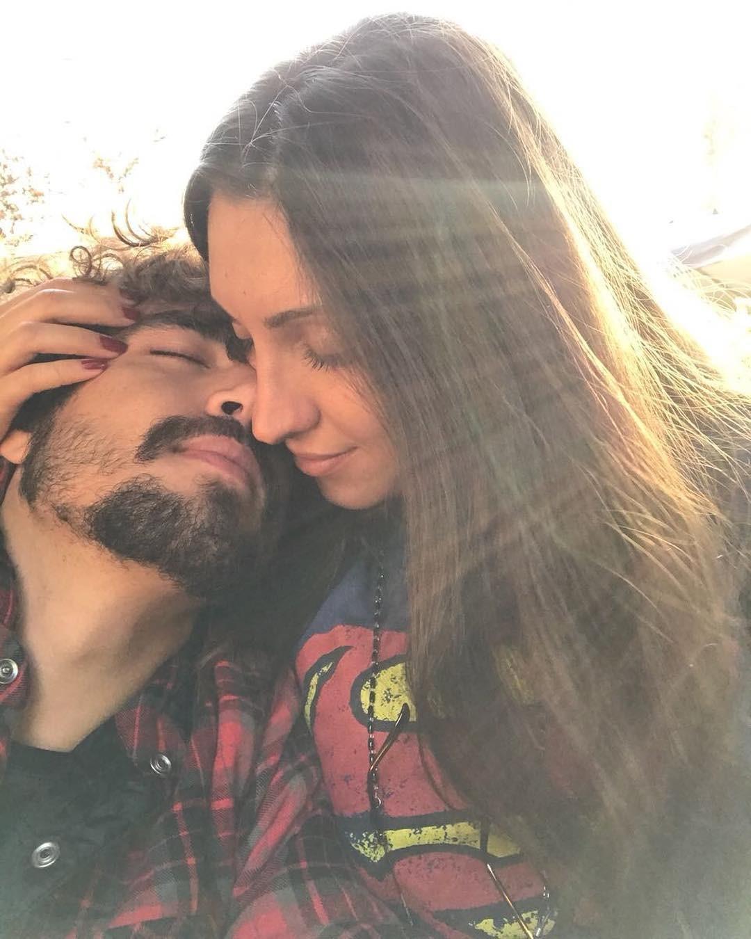 Mariana e Caio (Foto: Reprodução/Instagram)