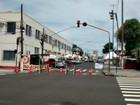 Manaus - 12h30: Rua Emílio Moreira tem trecho interditado para obra