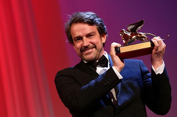 Lorenzo Vigas, vencedor do Leão de Ouro por com o longa 'Desde Allà' (Foto: Getty Images)
