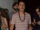 Famosos vão a show de Caetano Veloso no Rio