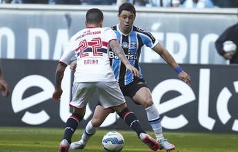 Grêmio persegue primeira vitória sobre o São Paulo dentro da Arena