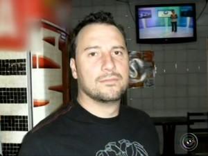Anderson Tingo Oliveira (Foto: Reprodução/TV Tem)