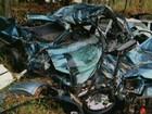 Motorista morre após bater carro em árvore no noroeste do Paraná