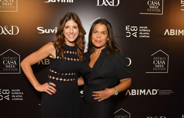 Taissa Buescu e Daniela Falcão (Foto: Luciana Prezia e Cleiby Trevisan)