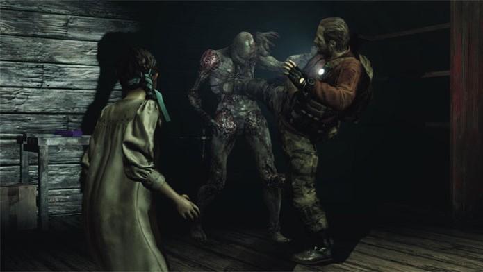 Resident Evil Revelations 2 Episode 3 chega para entregar algumas respostas aos jogadores (Foto: Reprodução)