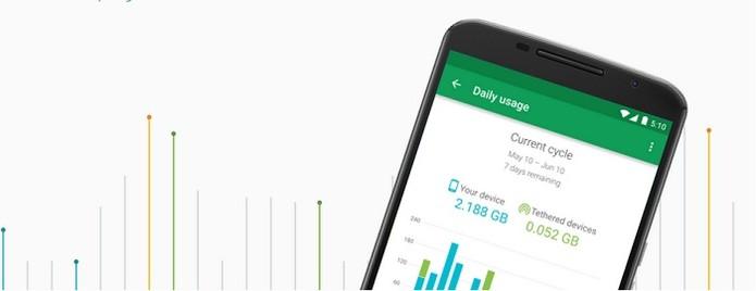 Google Fi permite acesso por redes Wi-Fi e 4G (Foto: Reprodução/ProjectFi)