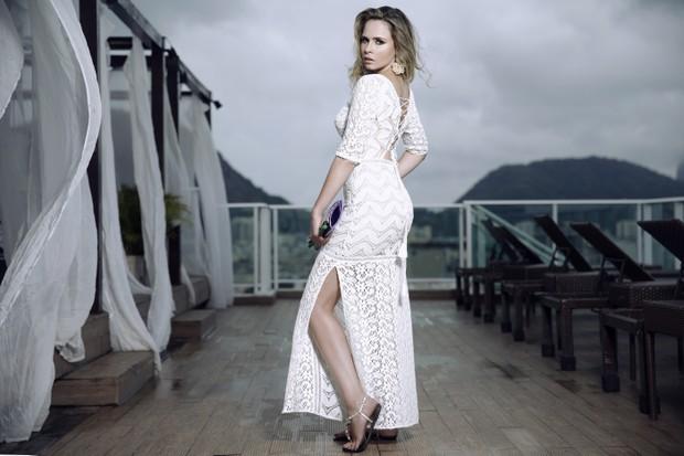 Ana Paula Renault em ensaio de moda para o EGO, com looks de réveillon (Foto: Marcos Serra Lima/EGO)
