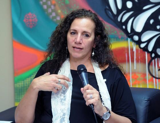 Jandira Feghali (Foto: LUCIO BERNARDO JR)