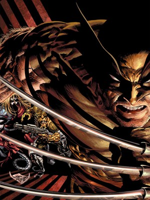 Mike Deodato Jr. ilustra quadrinhos de X-Men, Homem-Aranha e Vingadores (Foto: Mike Deodato Jr./Marvel Comics)