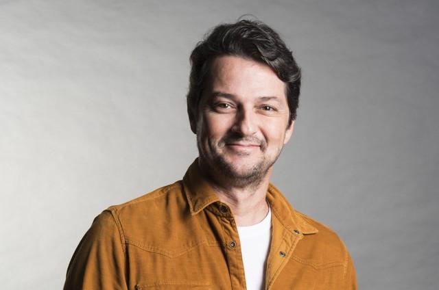 Marcelo Serrado (Foto: Globo/ Cesar Alves)