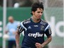 Incômodo com a reserva fez Victor Ramos pedir para deixar o Palmeiras