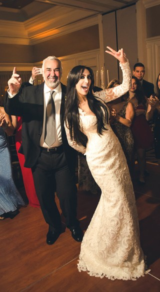Casamento de Marina Elali (Foto: Tom Muñoz / Divulgação)